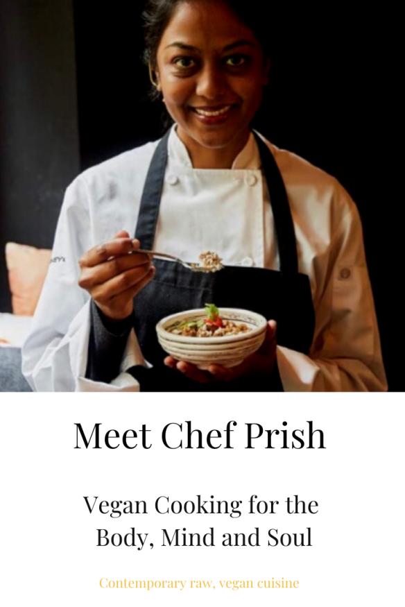 Raw Chef Prish