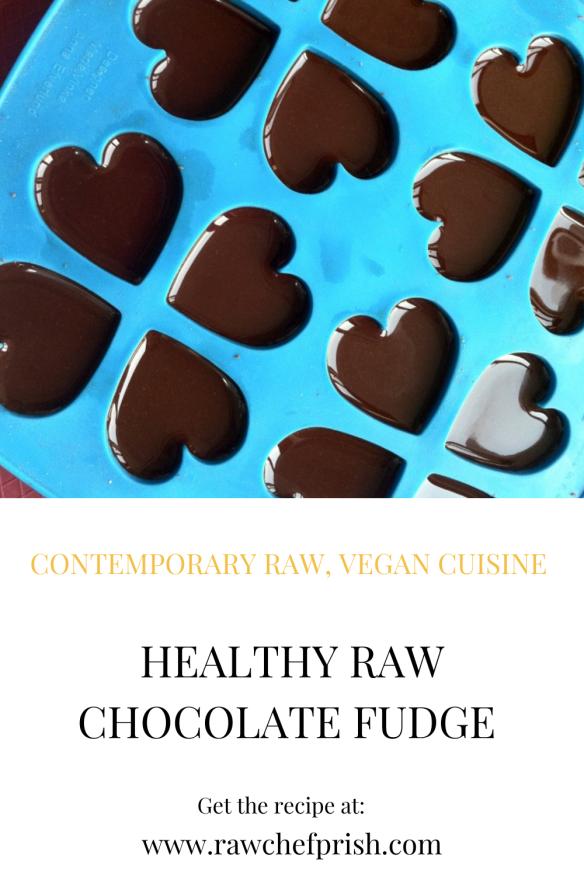 Raw Vegan Fudge - Get the recipe